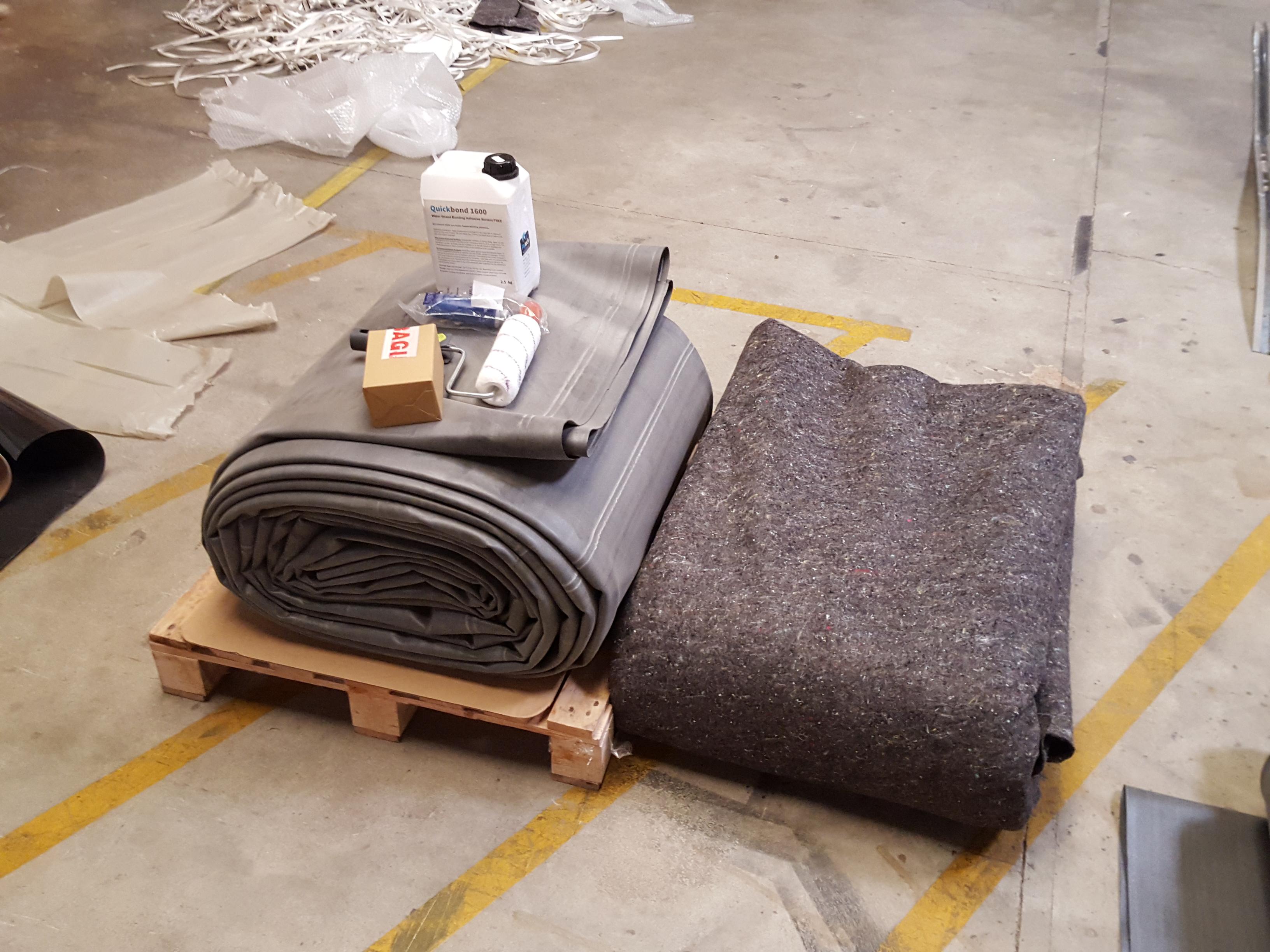 b che epdm la coupe pour bassin largeur de 3 05m. Black Bedroom Furniture Sets. Home Design Ideas