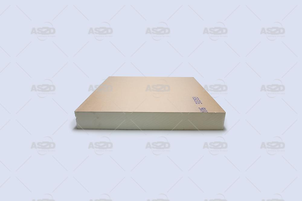 plaque d 39 isolant de 60x60cm et 80mm d 39 paisseur. Black Bedroom Furniture Sets. Home Design Ideas
