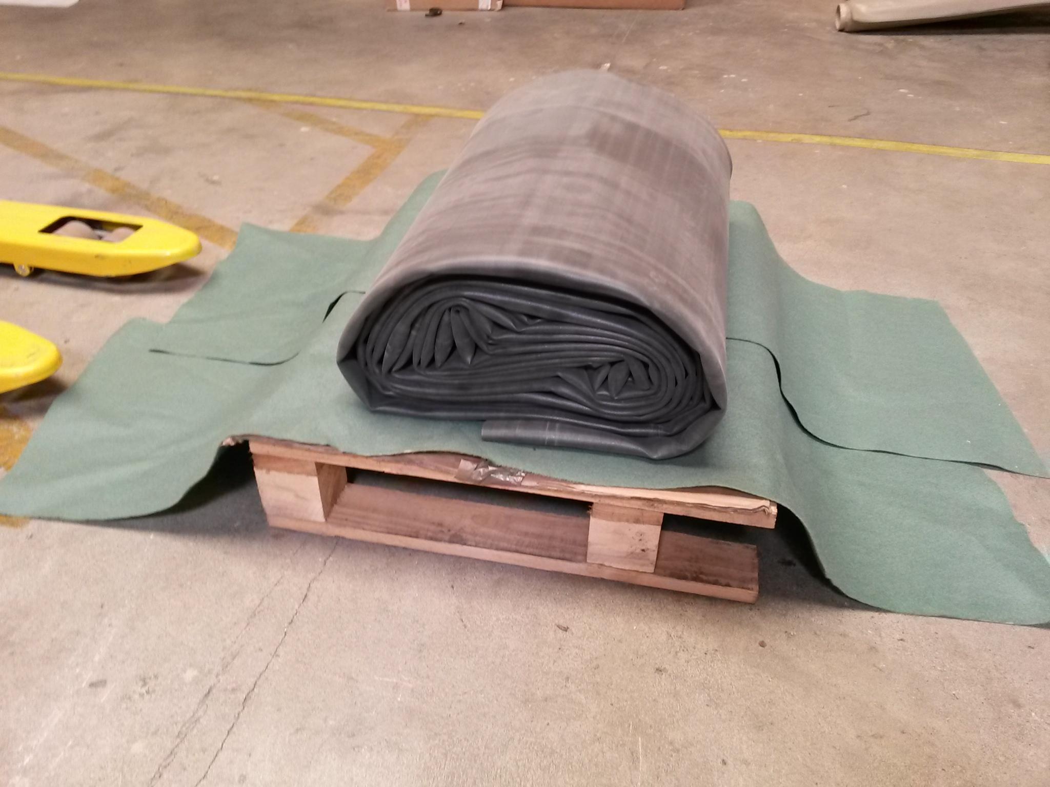 b che epdm la coupe pour bassin largeur de 12 20m. Black Bedroom Furniture Sets. Home Design Ideas